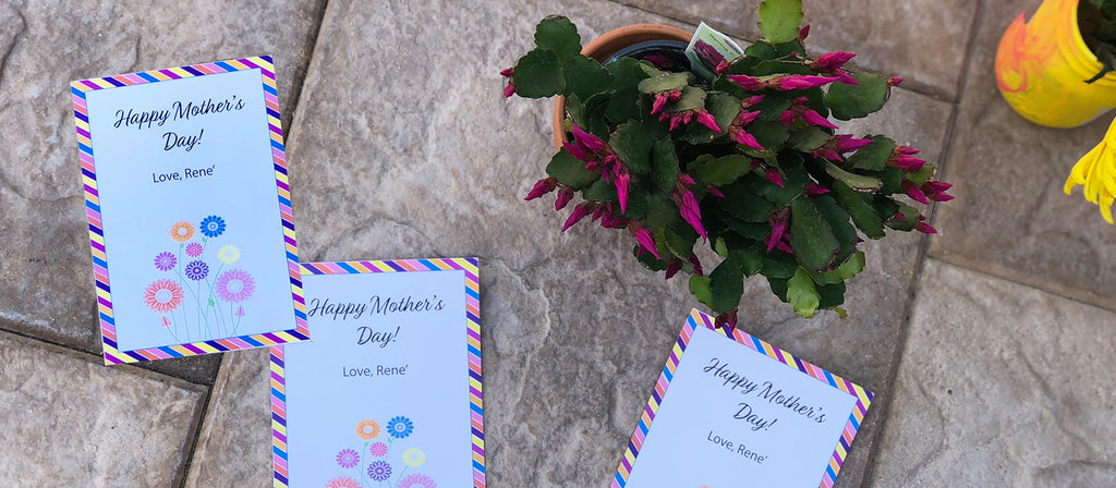Kid-friendly handmade gift ideas for mom