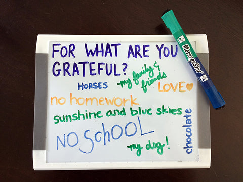 For what are you grateful board