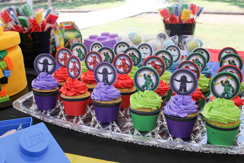 10 totally awesome Ninjago inspired party ideas – Perfectly