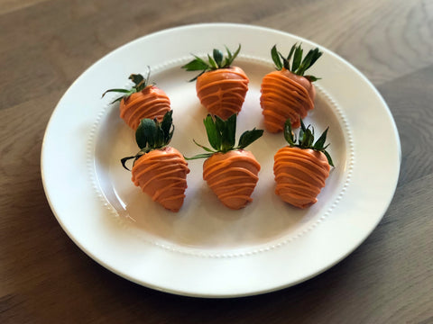 strawberry carrots