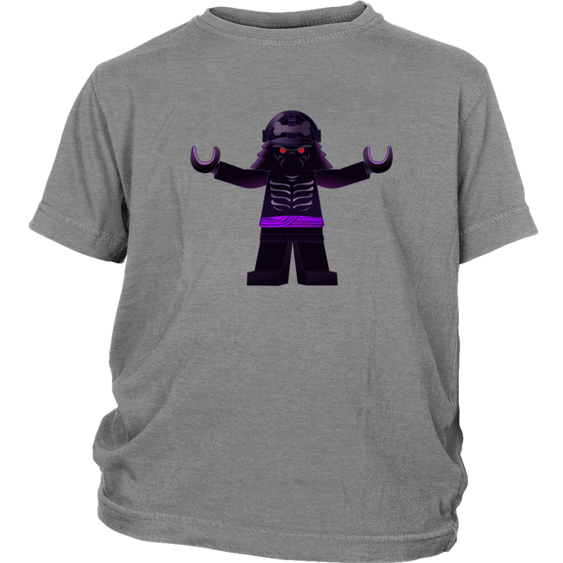 Ninjago Lord Garmadon Inspired Youth T-shirt