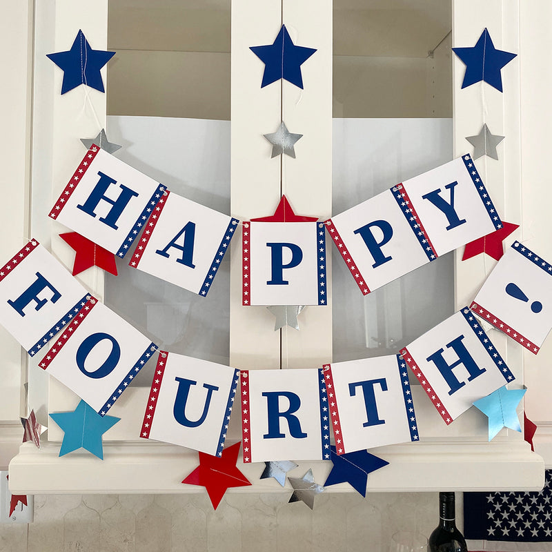 Happy Fourth of July Printable Collection (Digital Download)