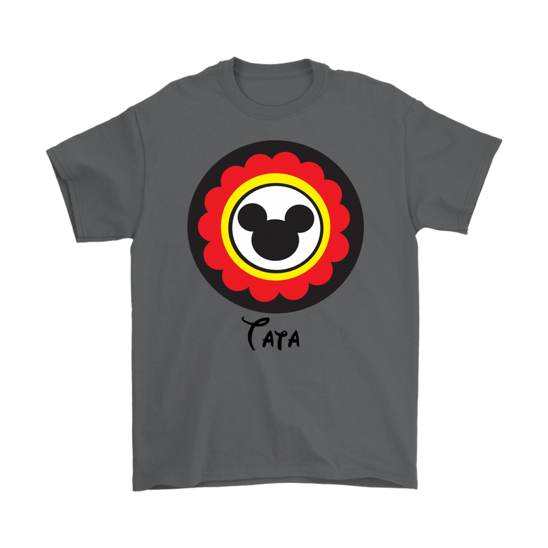 Mickey Mouse Inspired Tata T-Shirt