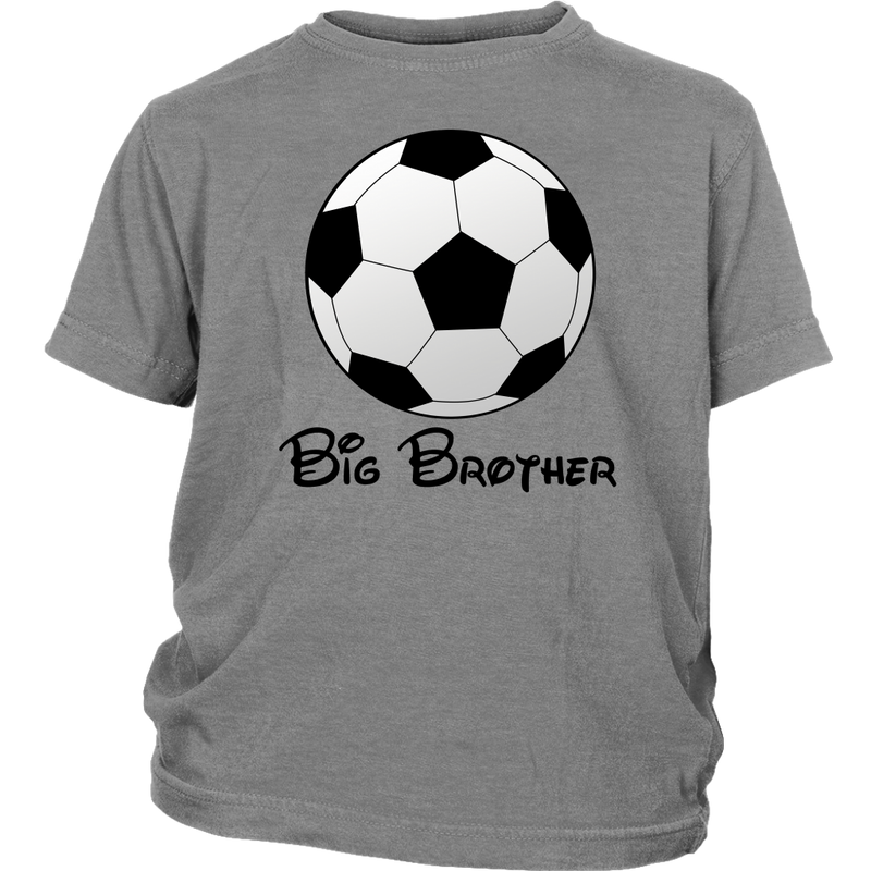 Soccer Big Brother Youth T-shirt