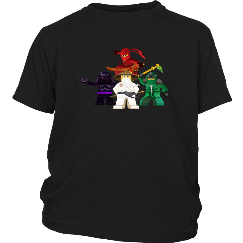Ninjago Inspired Youth T-shirt