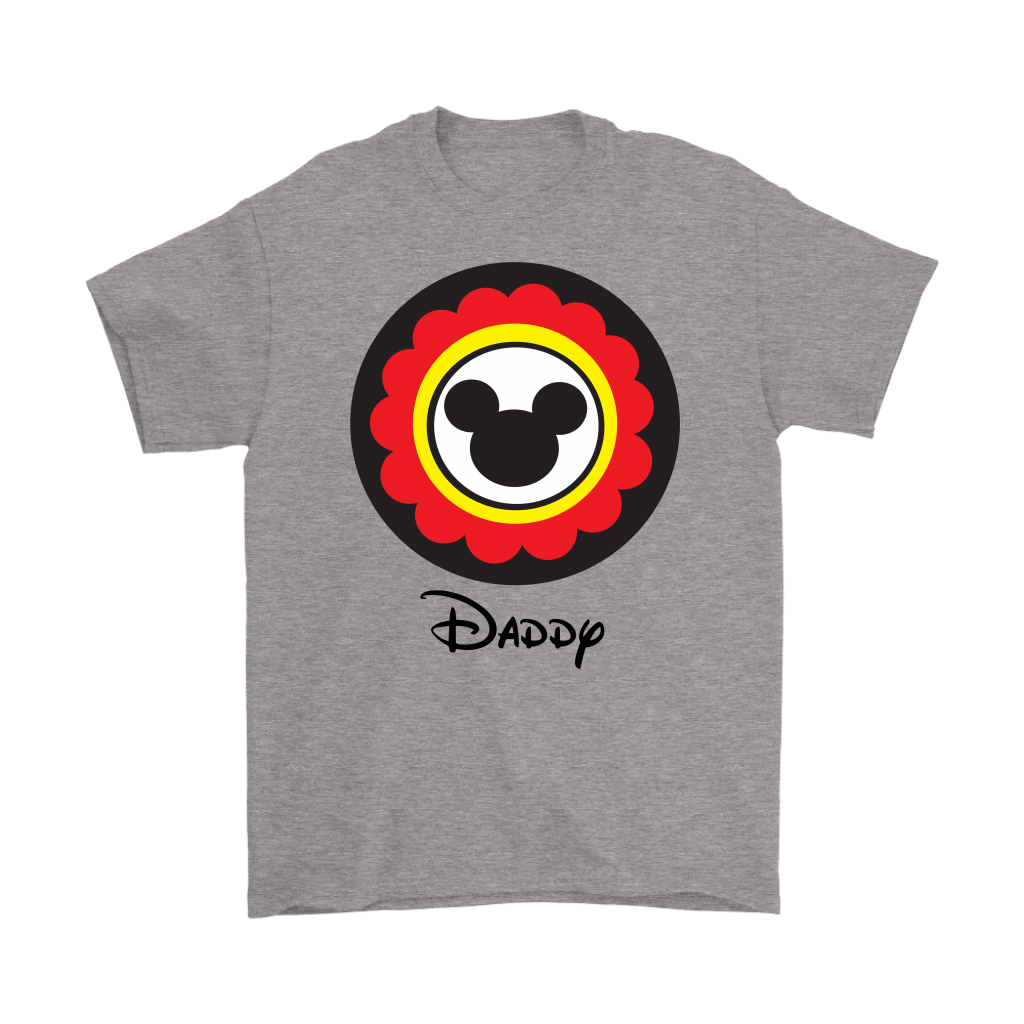Mickey Mouse Inspired Daddy T-Shirt