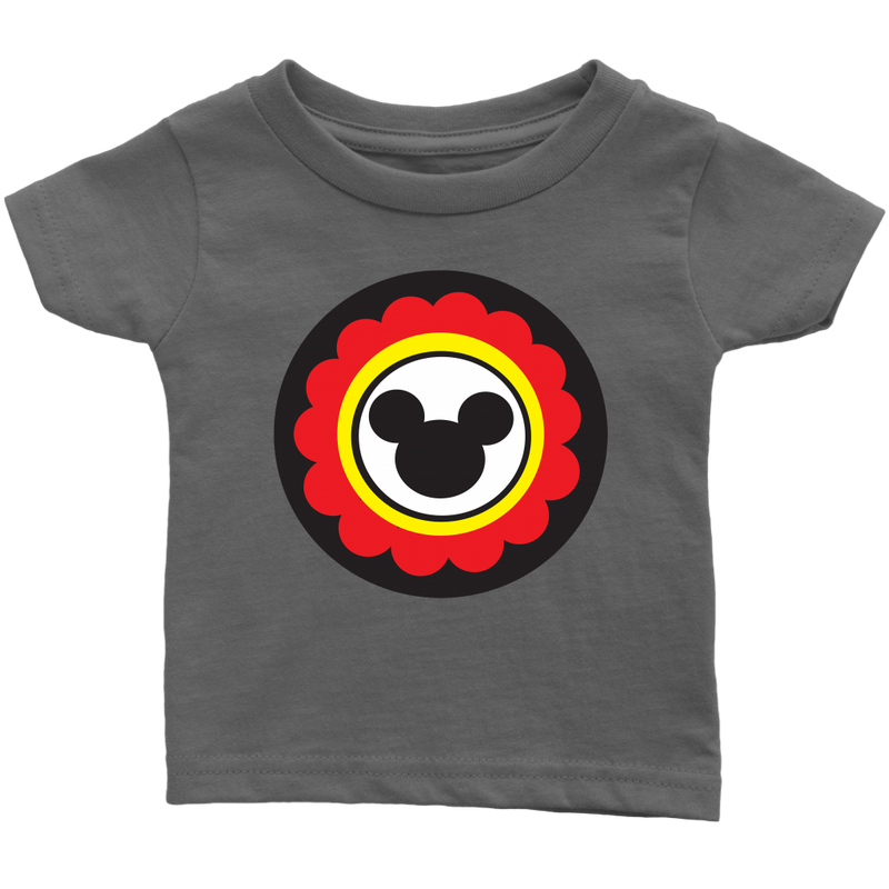 Minnie Mouse Inspired Sister Toddler T- Shirt
