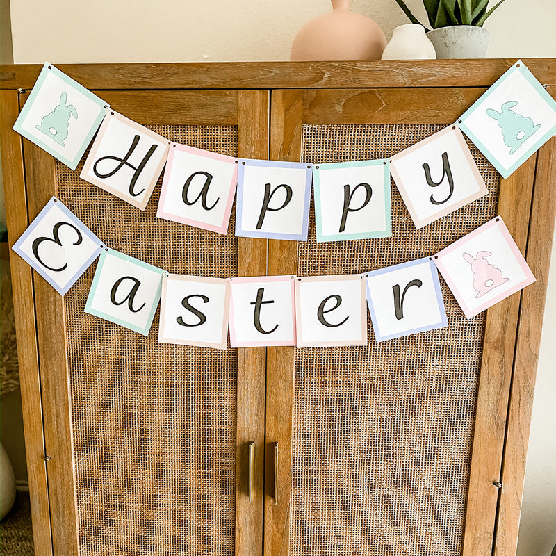 Easter Printable Family Fun Kit (Digital Download)