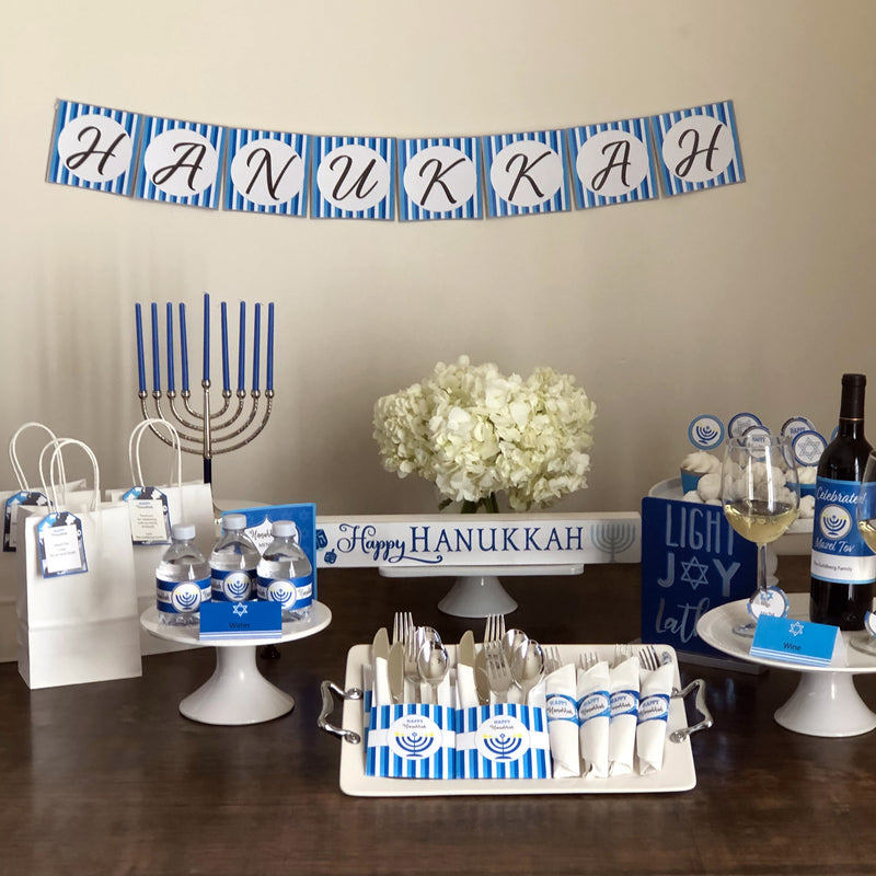 Hanukkah Printable Collection (Digital Download)