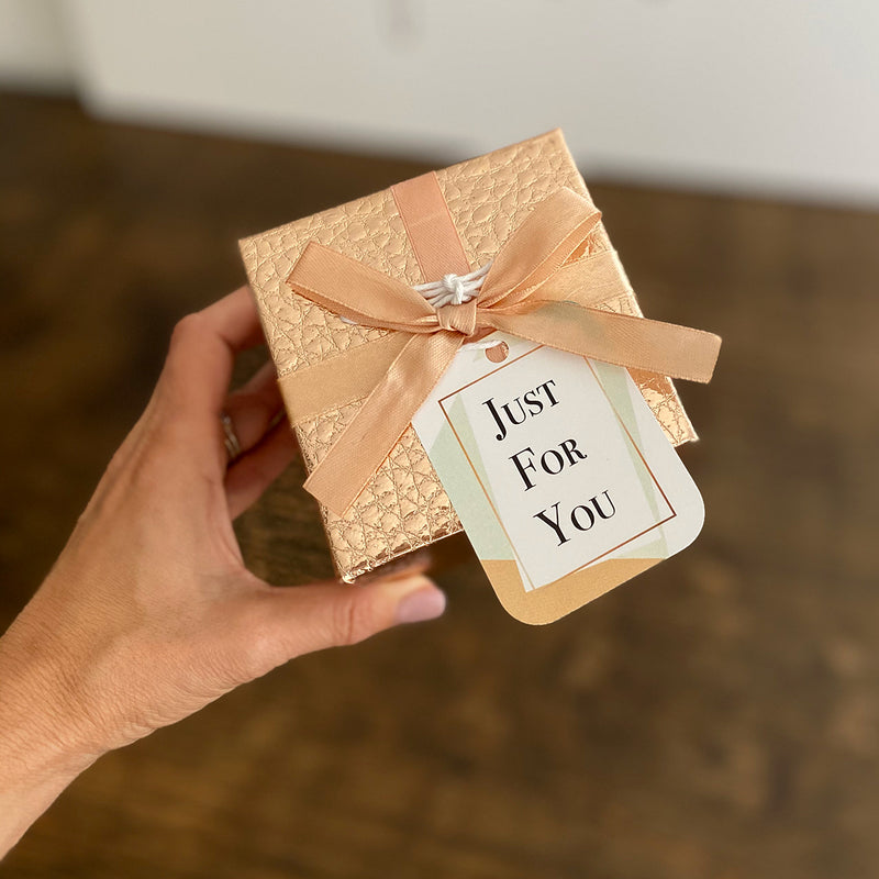 Just For You Wine Tags (10 Included)