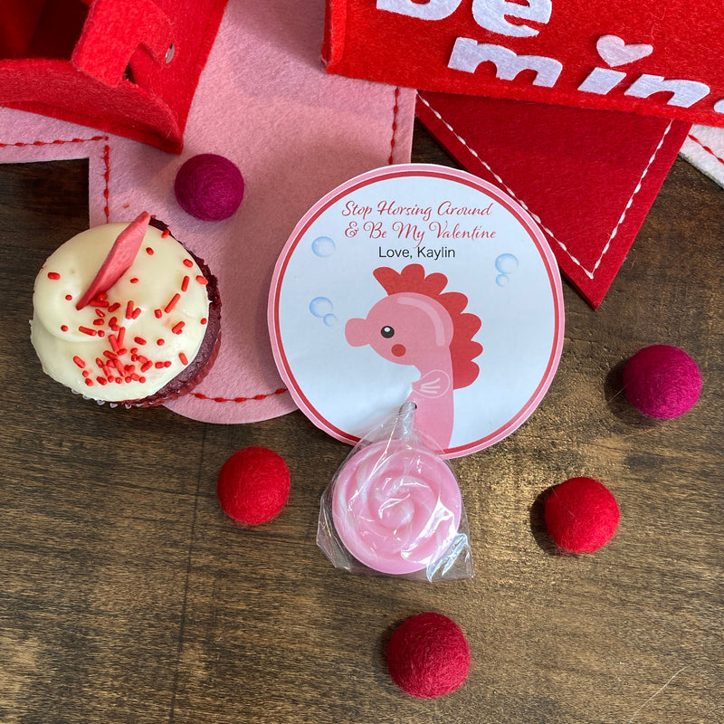 Valentine's Day Lollipops & Treat Holders