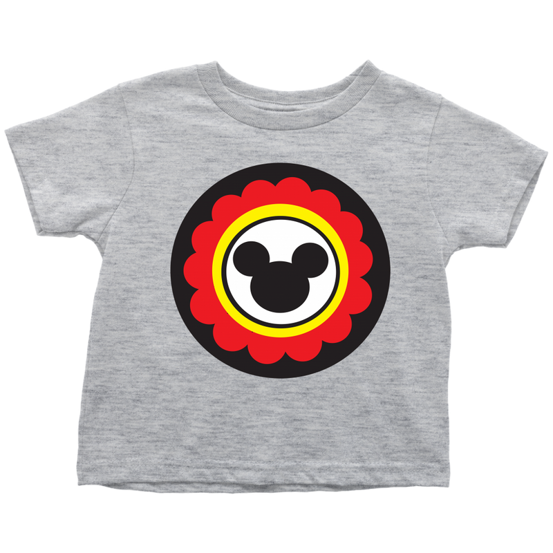 Minnie Mouse Inspired Big Sister Youth Shirt