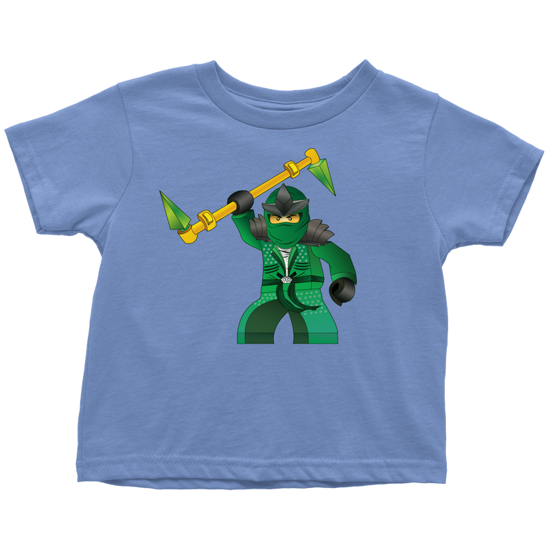 Ninjago Lloyd Inspired Toddler T-shirt