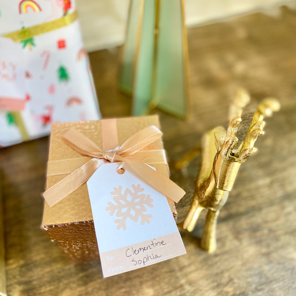 Merry Christmas Gift Tags (Digital Download)