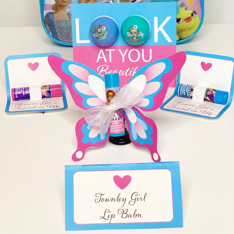 Hearts & Butterflies Printable Collection (Digital Download)