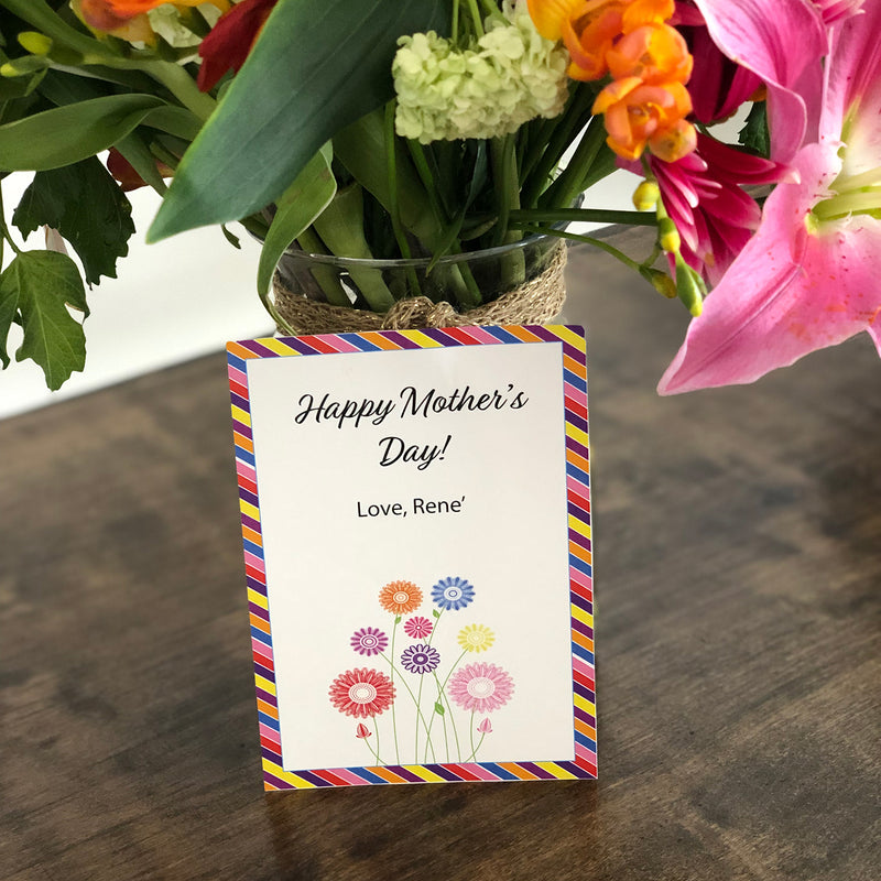 Mother's Day Printable Card (Digital Download)