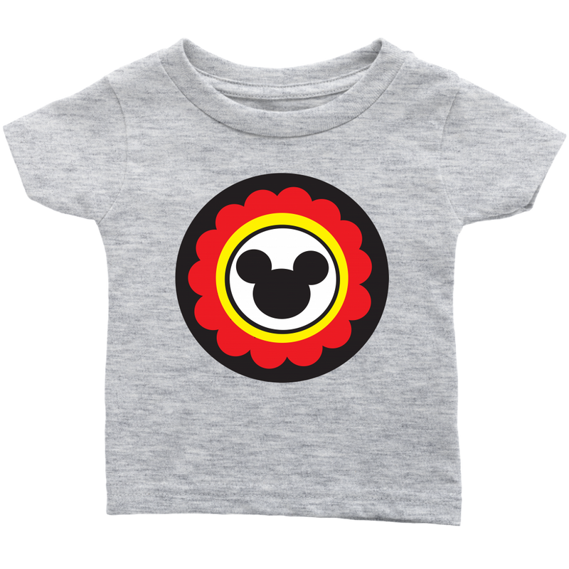 Mickey Mouse Inspired  Infant T-Shirt