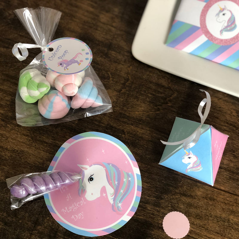 Unicorn Printable Collection (Digital Download)