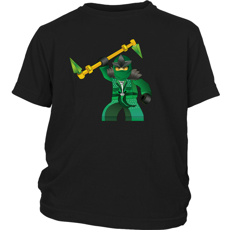 Ninjago Lloyd Inspired Youth T-shirt