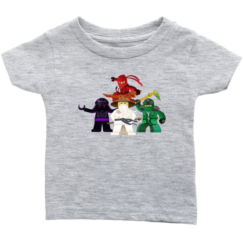 Ninjago Inspired Infant T-shirt