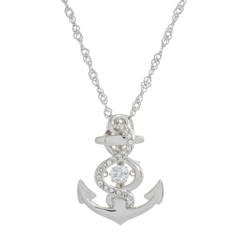 Anchor Dancing Pendant