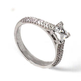 Engagement Ring Mounting (0.34 ct. tw.)