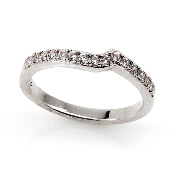 Wedding Band Mounting (0.21 ct. tw.)