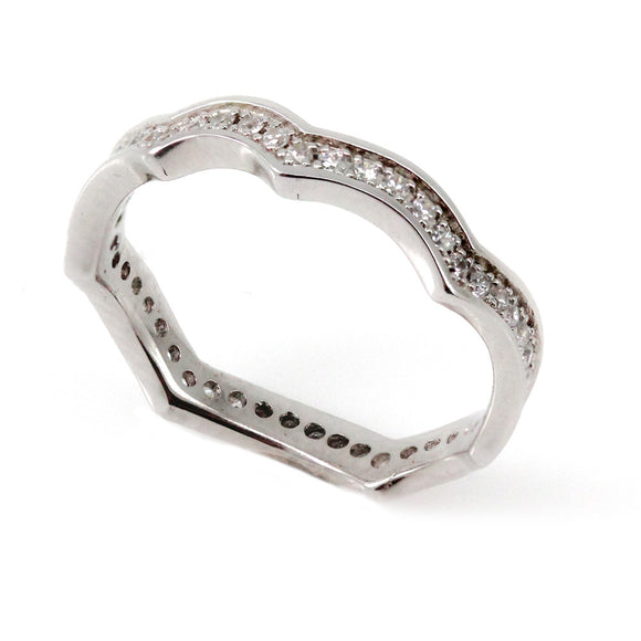 Diamond Eternity Wedding Band Mounting (0.33 ct. tw.)