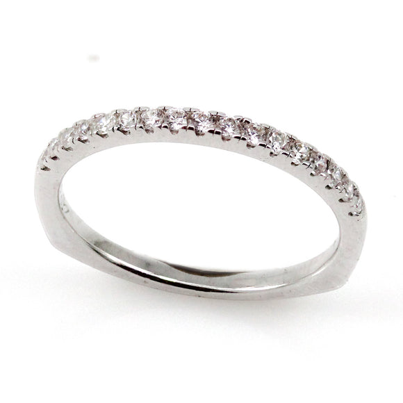 Wedding Band Mounting (0.24 ct. tw.)