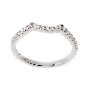 Wedding Band Mounting (0.29 ct. tw.)