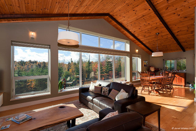 Open concept Passive House tailored to your lifestyle.