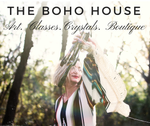 The Boho House Art Studio & Boutique