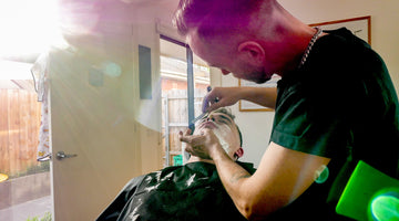 The Perfect Shave at Silk Barbers: Up Close & Personalised