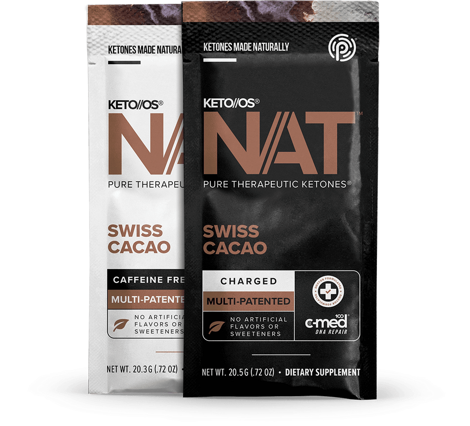 KETO//OS NAT® Trial Pack (6 Days)