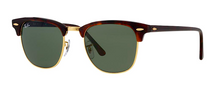 RAY BAN RB 3016 CLUBMASTER -  - Sunglasses - Sunglass Trend - 1