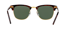 RAY BAN RB 3016 CLUBMASTER -  - Sunglasses - Sunglass Trend - 5