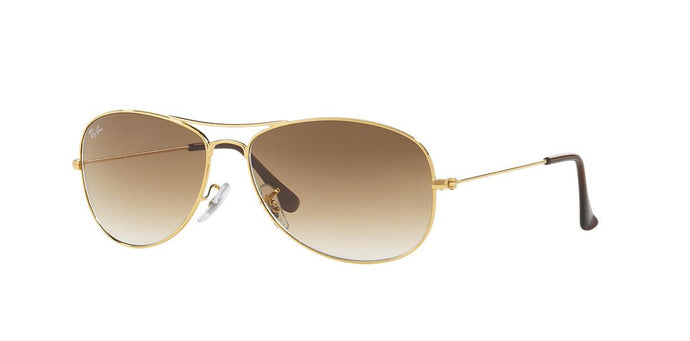 RAY BAN RB 3362 001/51 GOLD -  - Sunglasses - Sunglass Trend - 1