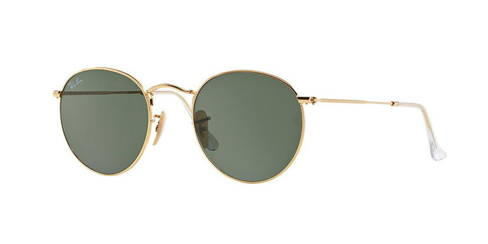 RAY BAN RB 3447 001 GOLD -  - Sunglasses - Sunglass Trend - 1