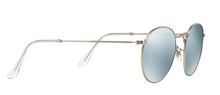 RAY BAN RB 3447 SILVER WITH SILVER FLASH MIRROR LENSES -  - Sunglasses - Sunglass Trend - 4