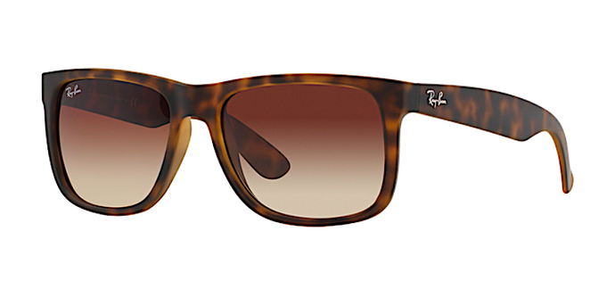 RAY BAN RB 4165 JUSTIN -  - Sunglasses - Sunglass Trend - 1