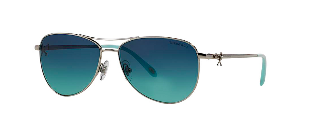 TIFFANY & Co.TF 3044 60014S | TIFFANY Anniversary Collection -  - Sunglasses - Sunglass Trend - 1