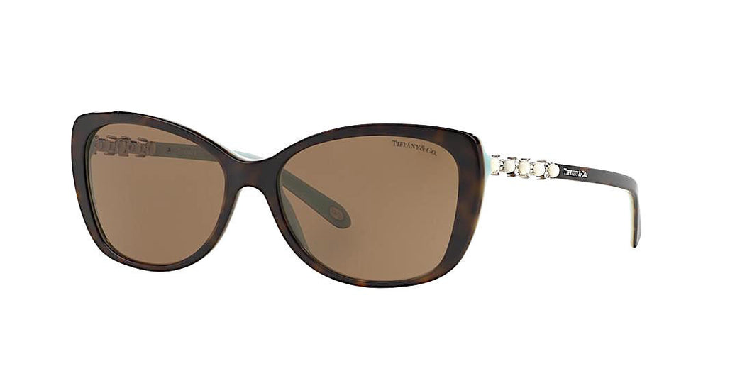 TIFFANY & Co. TF 4103 HB | Aria Pearl Collection -  - Sunglasses - Sunglass Trend - 1
