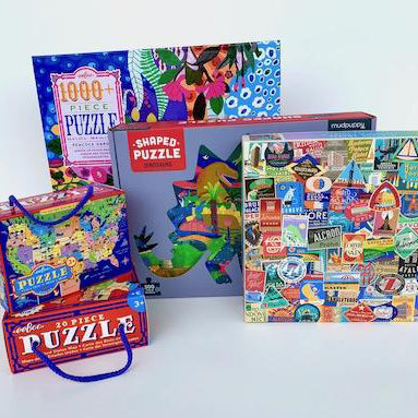 puzzles and games for all ages in all sorts of themes