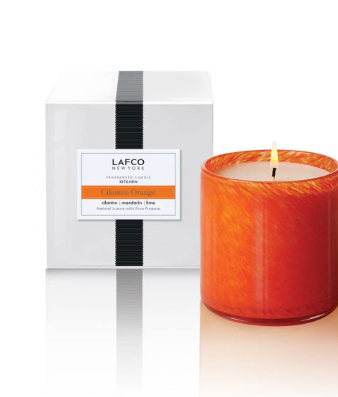 Cilantro Orange Candle from Lafco