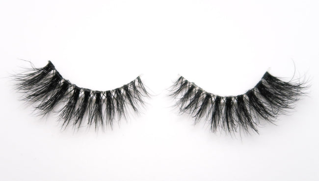 """JOJO"" 3D Mink Lashes Invisible Band ByStefany.Com"