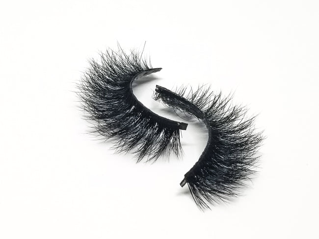 """BLUE"" 3D Mink Lashes ByStefany.Com"