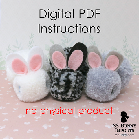 [PDF] Making Basic Pom Pom Bunnies