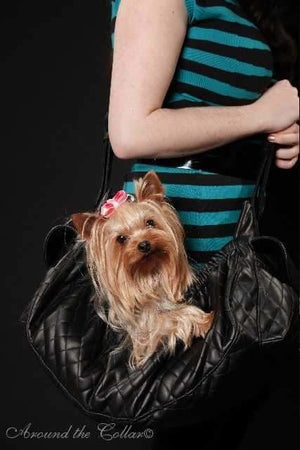 Couture Pet Carriers Available in Sling Styles