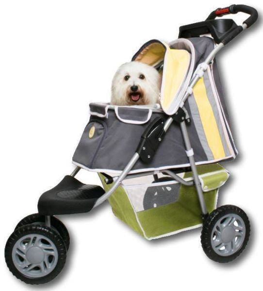 Designer Dog Stroller Back in Stock