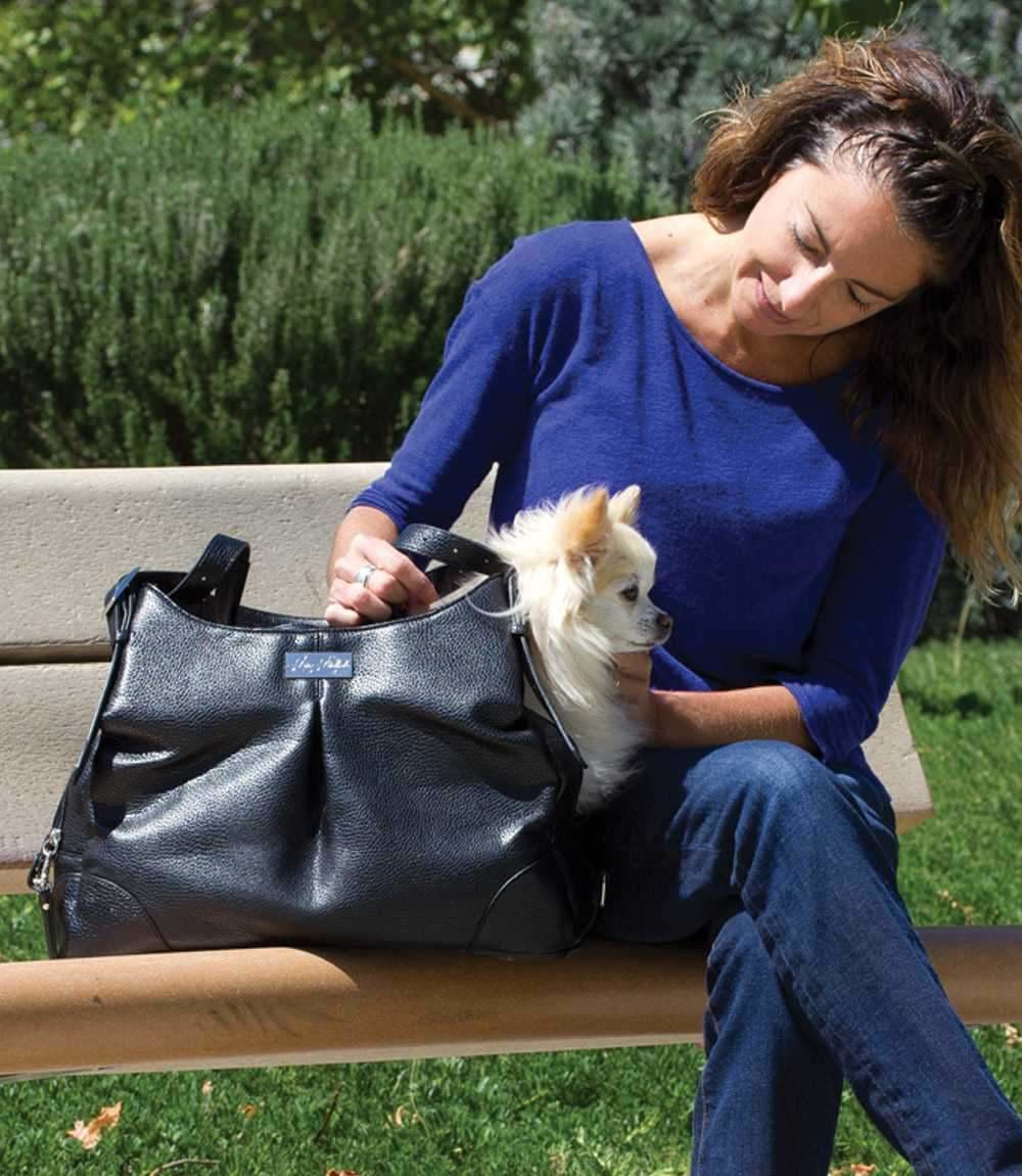 Small Dog Carrier Bags and Other Reasons Doggies Have it Better then Humans